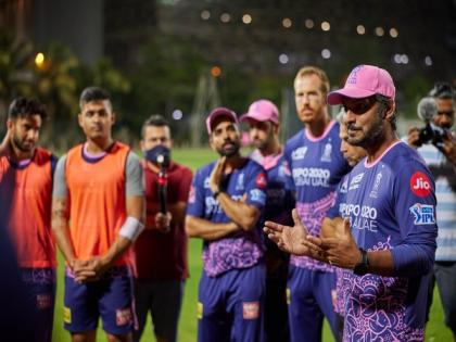 IPL 2021: It's our responsibility to give back to society, says Sangakkara | IPL 2021: It's our responsibility to give back to society, says Sangakkara