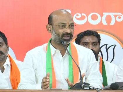 Telangana govt to blame for COVID spike: BJP's Bandi Sanjay   Telangana govt to blame for COVID spike: BJP's Bandi Sanjay