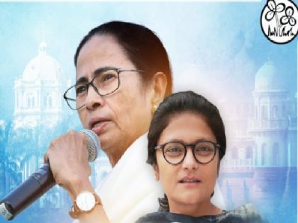 Trinamool Congress nominates Sushmita Dev for Rajya Sabha bypoll   Trinamool Congress nominates Sushmita Dev for Rajya Sabha bypoll