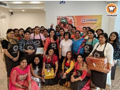 Cookpad's Jio Phone app puts daily recipe inspiration into the hands of 100M+ people across India | Cookpad's Jio Phone app puts daily recipe inspiration into the hands of 100M+ people across India