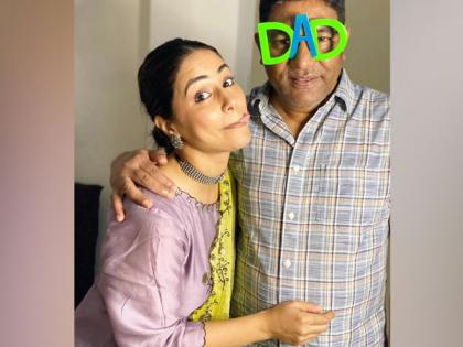 Not that strong to bear your loss dad: Hina Khan shares heart-breaking post   Not that strong to bear your loss dad: Hina Khan shares heart-breaking post