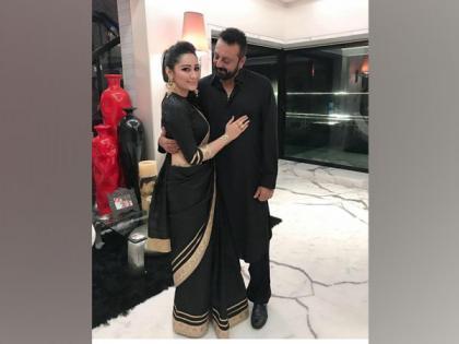 Sanjay Dutt pens heartfelt birthday post for wife Maanayata   Sanjay Dutt pens heartfelt birthday post for wife Maanayata
