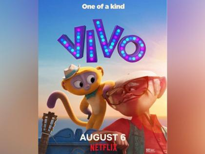 Animated film 'Vivo' to be released on August 6 | Animated film 'Vivo' to be released on August 6