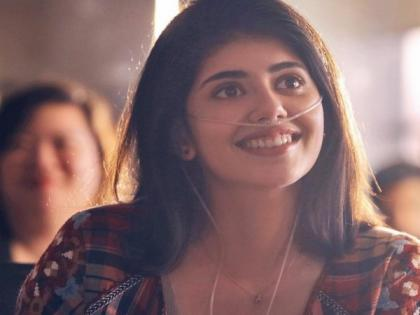 Sanjana Sanghi turns emotional as her movie 'Dil Bechara' clocks 1 year | Sanjana Sanghi turns emotional as her movie 'Dil Bechara' clocks 1 year