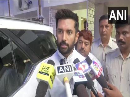 Whoever is guilty should be punished, says Chirag Paswan on Prince Raj sexual assault case   Whoever is guilty should be punished, says Chirag Paswan on Prince Raj sexual assault case
