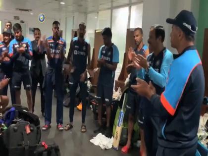 Ind vs SL, 2nd ODI: We responded back like a champion team, says Rahul Dravid | Ind vs SL, 2nd ODI: We responded back like a champion team, says Rahul Dravid