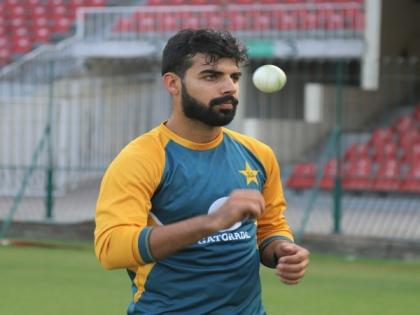 Have played good amount of T20s, we'll have good series against England: Shadab | Have played good amount of T20s, we'll have good series against England: Shadab