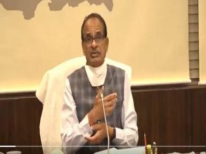 CM Kejriwal violated protocol by telecasting live meeting with PM, says Chouhan   CM Kejriwal violated protocol by telecasting live meeting with PM, says Chouhan