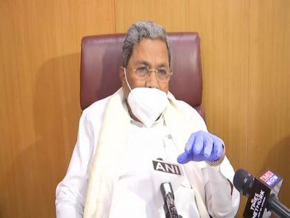 Oxygen quota: Siddaramaiah welcomes SC's decision to reject Centre's plea against Karnataka HC | Oxygen quota: Siddaramaiah welcomes SC's decision to reject Centre's plea against Karnataka HC