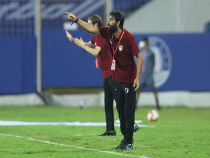 ISL 7: Second-leg important, need to be strong from start to end, says Jamil | ISL 7: Second-leg important, need to be strong from start to end, says Jamil