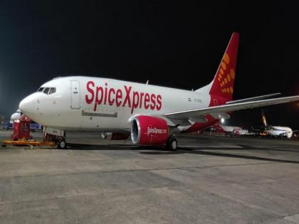More than 4,400 oxygen concentrators airlifted to India in last two weeks: SpiceJet   More than 4,400 oxygen concentrators airlifted to India in last two weeks: SpiceJet