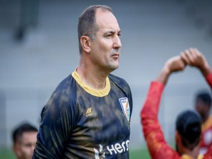 We don't look for easy opponents, can improve only by playing against better sides: Stimac | We don't look for easy opponents, can improve only by playing against better sides: Stimac