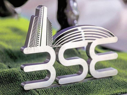 Sensex cracks by 397 points, banks and financials hit | Sensex cracks by 397 points, banks and financials hit