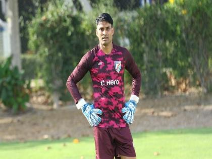 Lived on leftover pieces from our neighbours during childhood: Goalkeeper Subhasish Roy Chowdhury | Lived on leftover pieces from our neighbours during childhood: Goalkeeper Subhasish Roy Chowdhury