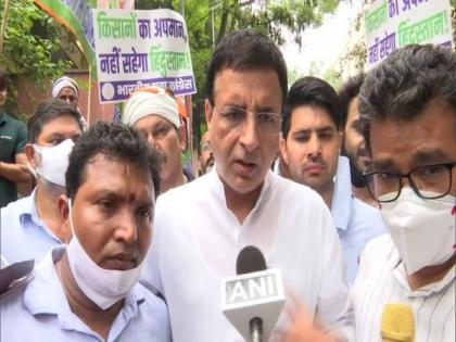 Keep me in for 70 years, but take back farm laws: Randeep Surjewala | Keep me in for 70 years, but take back farm laws: Randeep Surjewala