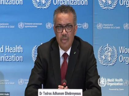 IOC Session: Pandemic will end when world chooses to end it, says WHO DG   IOC Session: Pandemic will end when world chooses to end it, says WHO DG