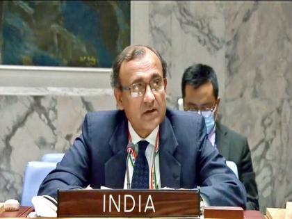 India reaffirms commitment to Syrian-led, Syrian-owned UN-facilitated political process   India reaffirms commitment to Syrian-led, Syrian-owned UN-facilitated political process