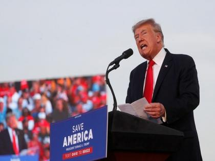 Trump condemns indictment against his organisation, CFO in Florida rally | Trump condemns indictment against his organisation, CFO in Florida rally