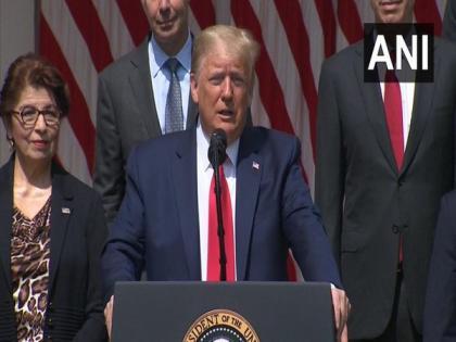 Top US Republicans embrace Trump in 2022 Senate elections   Top US Republicans embrace Trump in 2022 Senate elections