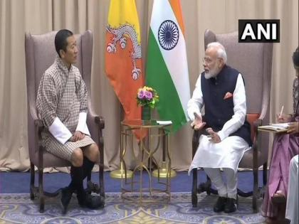 COVID-19: Bhutanese PM expresses solidarity with India in phone call with PM Modi   COVID-19: Bhutanese PM expresses solidarity with India in phone call with PM Modi