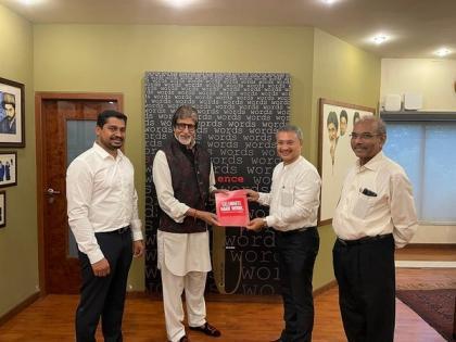 Amitabh Bachchan endorses VKC, India's hardworking footwear brand | Amitabh Bachchan endorses VKC, India's hardworking footwear brand