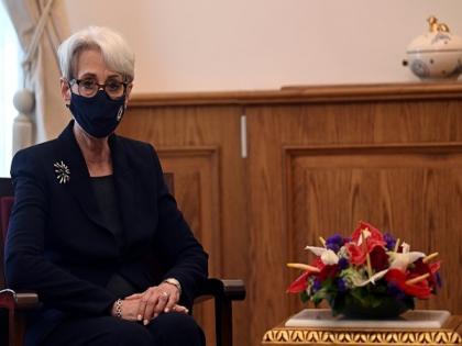 US Deputy Secretary of State Wendy Sherman to visit China on July 25-26 | US Deputy Secretary of State Wendy Sherman to visit China on July 25-26