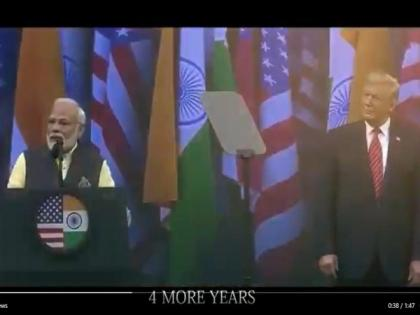 Trump campaign video aimed at Indian American voters hits 10 million views   Trump campaign video aimed at Indian American voters hits 10 million views