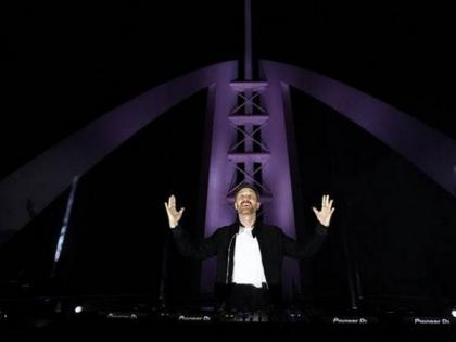 David Guetta to perform for online concert from Dubai's Burj Al Arab   David Guetta to perform for online concert from Dubai's Burj Al Arab