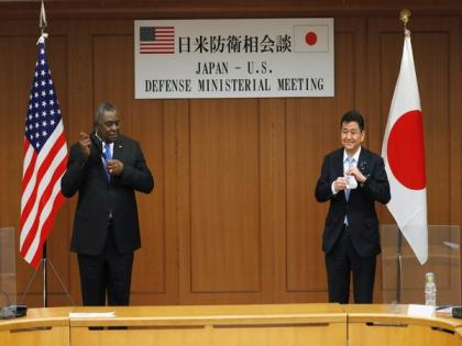 Japan, US defence chiefs exchange views on situation in East and South China sea   Japan, US defence chiefs exchange views on situation in East and South China sea