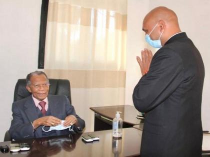 India condoles demise of Madagascar's former President Didier Ratsiraka | India condoles demise of Madagascar's former President Didier Ratsiraka