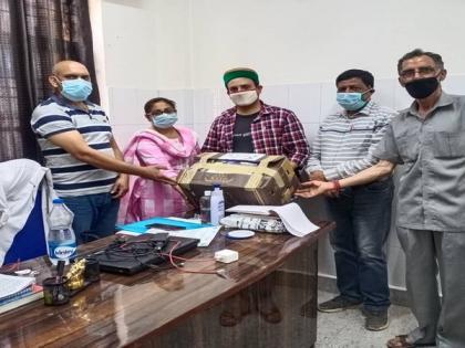 India fights Coronavirus: In landlocked Himachal, former MLA's son launches 'COVID-care helpline' | India fights Coronavirus: In landlocked Himachal, former MLA's son launches 'COVID-care helpline'
