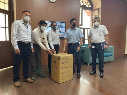 CII donated oxygen concentrator to Divisional Railway Hospital in Mysuru   CII donated oxygen concentrator to Divisional Railway Hospital in Mysuru