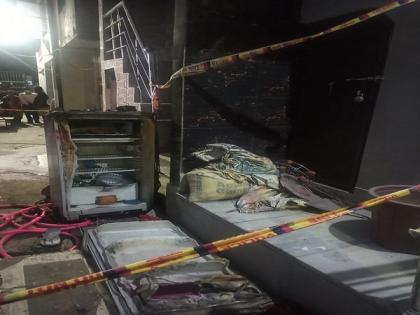13 injured in gas cylinder blast in Delhi's Mangolpuri   13 injured in gas cylinder blast in Delhi's Mangolpuri