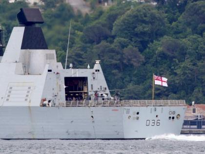 Russia fires warning shots at British Destoyer in Black Sea; UK denies | Russia fires warning shots at British Destoyer in Black Sea; UK denies
