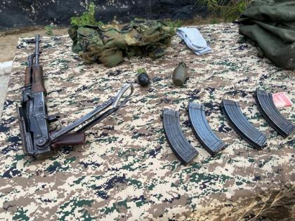 J-K: Pak terrorist neutralised in Rajouri's Nowshera sector   J-K: Pak terrorist neutralised in Rajouri's Nowshera sector
