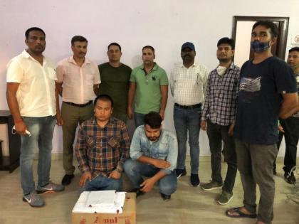 STF busts International Cyber Fraud, 2 held in Uttarakhand   STF busts International Cyber Fraud, 2 held in Uttarakhand