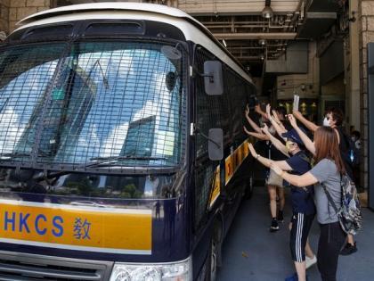 Hong Kong activist handed 9-year jail term in first national security case | Hong Kong activist handed 9-year jail term in first national security case