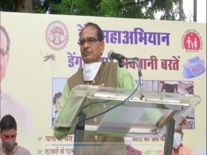 "Shivraj Singh Chouhan launches ""Dengue se Jung-Janta Ke Sang"" campaign in MP   Shivraj Singh Chouhan launches ""Dengue se Jung-Janta Ke Sang"" campaign in MP"