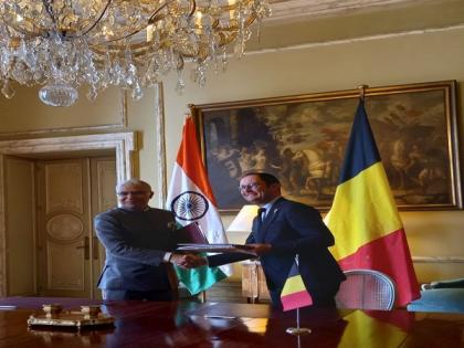 India signs agreement on mutual legal assistance with Belgium | India signs agreement on mutual legal assistance with Belgium