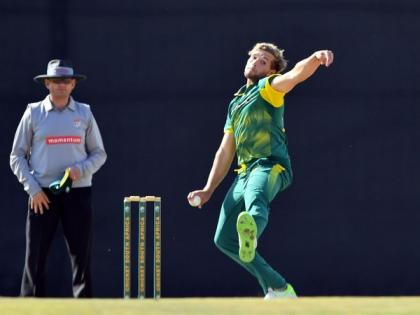 Wiaan Mulder replaces COVID-positive Pretorius in South Africa squad for West Indies T20Is | Wiaan Mulder replaces COVID-positive Pretorius in South Africa squad for West Indies T20Is