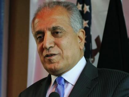US envoy Khalilzad travels to Asia, Middle East to pursue Afghan peace deal | US envoy Khalilzad travels to Asia, Middle East to pursue Afghan peace deal