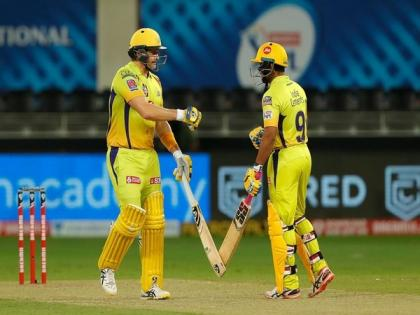 IPL 13: Chennai Super King set target of 168 runs for SRH   IPL 13: Chennai Super King set target of 168 runs for SRH