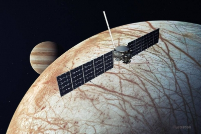 NASA to take SpaceX flight for Mission to Jupiter's icy moon   NASA to take SpaceX flight for Mission to Jupiter's icy moon