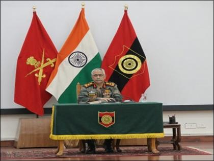 Indian Army chief Naravane concludes two-day visit to Mumbai | Indian Army chief Naravane concludes two-day visit to Mumbai