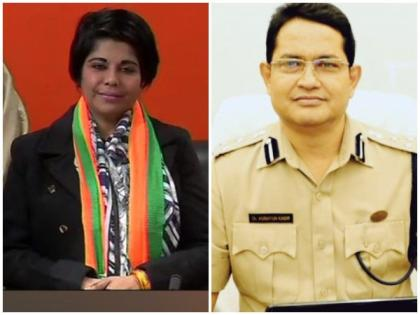 Two ex-IPS officers to battle it out in West Bengal's Debra assembly seat | Two ex-IPS officers to battle it out in West Bengal's Debra assembly seat