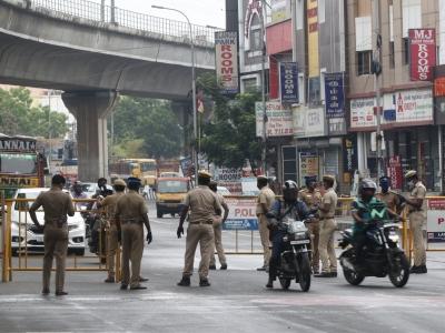 Tension prevails in TN's Tirunelveli after caste violence erupts   Tension prevails in TN's Tirunelveli after caste violence erupts