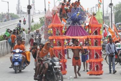 No Kanwar Yatra, no puja in Shravan month at Shiva temple in Deoghar   No Kanwar Yatra, no puja in Shravan month at Shiva temple in Deoghar
