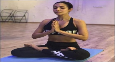 Malaika Arora guides your yoga journey | Malaika Arora guides your yoga journey