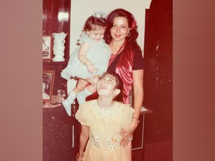Mother's Day: Kareena Kapoor calls mom 'The Rock of Gibraltar', posts adorable childhood picture   Mother's Day: Kareena Kapoor calls mom 'The Rock of Gibraltar', posts adorable childhood picture