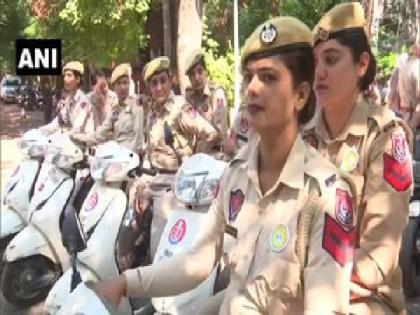 Amritsar Police launches 'Shakti team' to curb eve-teasing | Amritsar Police launches 'Shakti team' to curb eve-teasing